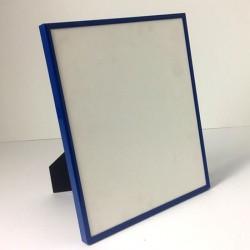 Cadre Photo Bleu 18 x 24 cm