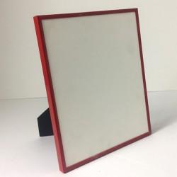 Cadre Photo Rouge 18 x 24 cm